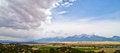 Free Rural Farming Valley In Colorado Stock Image - 28394501