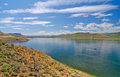 Free Blue Mesa Reservoir In The Curecanti National Recreation Area In Southern Colorado Royalty Free Stock Photography - 28394507