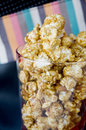 Free Close Up Caramel Popcorn Royalty Free Stock Photos - 28397048