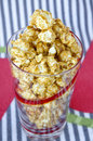 Free Sweet Popcorn In Colorful Royalty Free Stock Images - 28397119