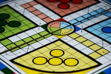 Free Ludo Board Stock Images - 28391994