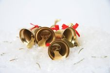 Free Christmas Bells Royalty Free Stock Photography - 28392377