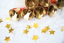 Free Christmas Bells Stock Photography - 28392412