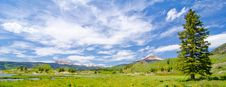 Free Beaver Lagoon In The San Juan Mountains In Colorado Royalty Free Stock Images - 28394429