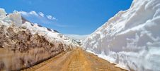 Free The Road Leading To Animas Forks, A Ghost Town In The San Juan Mountains Of Colorado Stock Images - 28394464