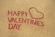 Free Happy Valentine Day Stock Photos - 28396023