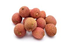 Free Litchi Stock Photo - 28397650