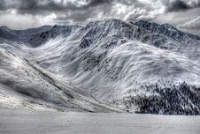Free View Over The Mountain Stock Photo - 2840420