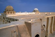 Free Tunisian Ancient City View Royalty Free Stock Photography - 2840777