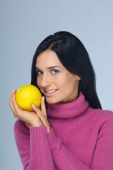 Free Grapefruit Royalty Free Stock Image - 2841206