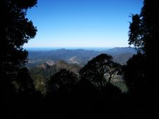 Free View From Mount Warning Stock Images - 2842004