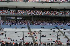 Free Filling The Stands With Fans! Royalty Free Stock Photo - 2842665
