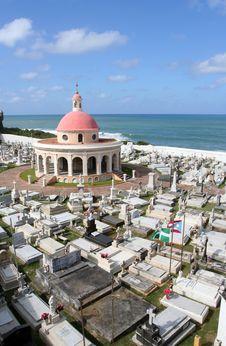 Free San Juan Chapel And Cemetery Royalty Free Stock Photos - 2842778