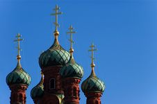 Free Orthodox Church Royalty Free Stock Images - 2843699