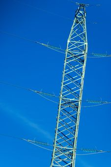 Free Power Lines Stock Photography - 2843712