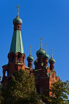 Free Orthodox Church Royalty Free Stock Photos - 2843858