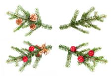 Free Detail Of Christmas Tree Royalty Free Stock Image - 2843876