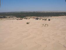 Free Air Photo Desert Stock Image - 2844081