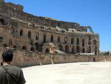 Free Ancient Stadium 4 Stock Image - 2844201