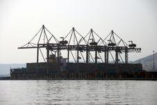 Free Container Cranes Stock Photos - 2844693