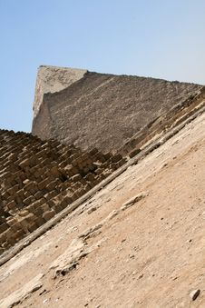Free The Great Giza Pyramids Stock Photography - 2844882