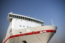 Free Passenger Ship 2 Stock Photos - 2845113