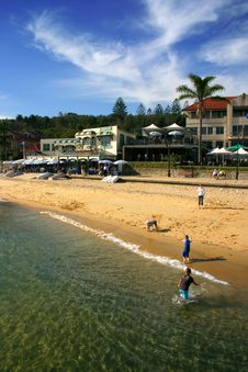 Watsons Bay, NSW, Australia Royalty Free Stock Photography