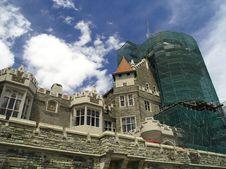 Free Castle Under Repair Stock Images - 2845534