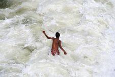 Free Surf Boy Stock Image - 2845911