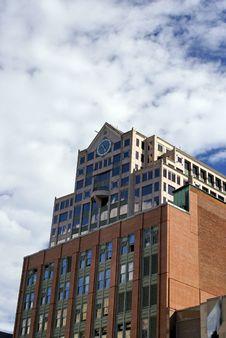 Free Old Skyscraper Stock Image - 2848061