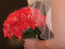 Free Bridal Bouquet Royalty Free Stock Photo - 2849185