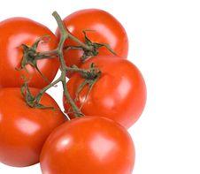 Free The Spanish Tomatoes Royalty Free Stock Photos - 2849318