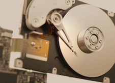 Free Hard Disk Royalty Free Stock Photography - 2849347