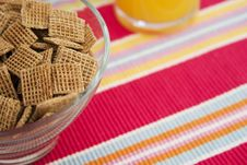Free Healthy Breakfast, Cereal Stock Photography - 2849542