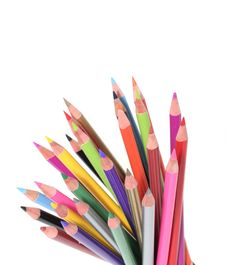 Free Pencils Stock Photography - 2849972