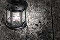 Free Old Lamp Stock Image - 28409701
