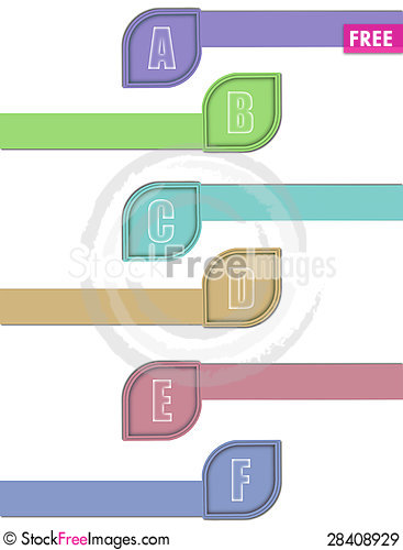 Free Bookmarks For Web Royalty Free Stock Images - 28408929