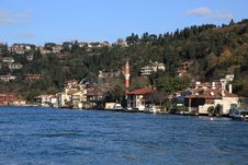 Free Townscape In Istanbul Royalty Free Stock Images - 28405409