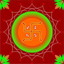 Free Hindu Aum Stock Image - 28407871