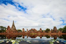 Free Ayutthaya Historical Park Royalty Free Stock Photos - 28409198