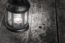 Free Old Lamp Stock Image - 28409701