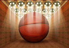 Free Basketball Museum Stock Photo - 28414280