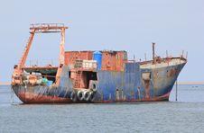 Free Atlantic Ocean S Revenge On Ships Royalty Free Stock Image - 28414416