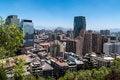 Free Santiago View. Royalty Free Stock Photo - 28426325