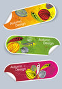 Free Realistick Stickers Stock Image - 28429921