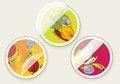 Free Realistick Stickers Stock Image - 28429991