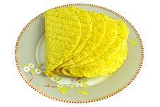 Free Taco Shells Stock Photo - 28421570