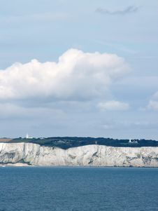 Free White Cliff Of Dover Stock Photos - 28423543