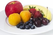 Free Summer Fruits Royalty Free Stock Images - 28425309