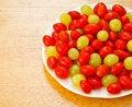 Free Tomato And Grapes Stock Photos - 28434203